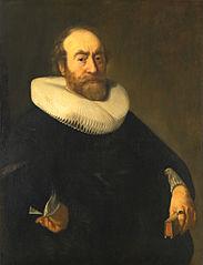 Portrait of Andries Bicker (1586-1652), mayor of Amsterdam