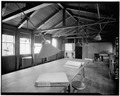 SECOND FLOOR, LOOKING NORTH, DRAFTING ROOM. - Fairsted, 99 Warren Street, Brookline, Norfolk County, MA HABS MASS,11-BROK,6-9.tif