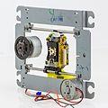 SEG DVD 430 - optical disc drive - chassis wth optical read write head and motors-4441.jpg