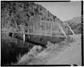 SOUTHWEST AND SOUTHEAST SIDES - York Bridge, Federal Aid Secondary Route 280, Helena, Lewis and Clark County, MT HAER MONT,25-HEL.V,3-2.tif