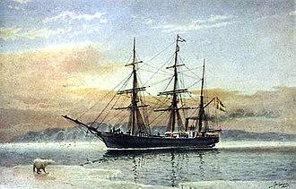 SS Vega (1872) - Image: SS Vega