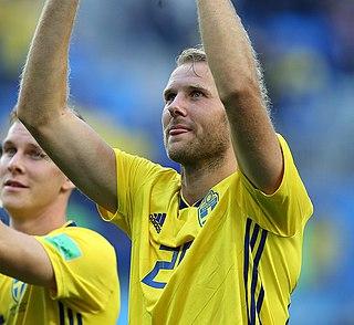 Ola Toivonen Swedish footballer