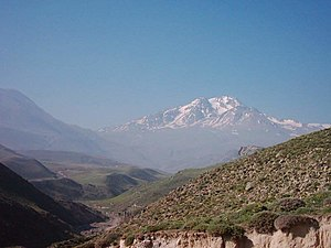 Ahar - Mount Sabalan is in the proximity of Ahar