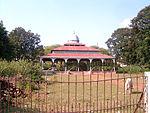 Sabha Mandapa in Kalahandi Palace
