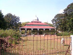Kalahandi district - Sabha Mandap, Bhawanipatna Palace