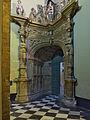 Sacra Capilla de El Salvador (Úbeda). Sacristía, puerta.jpg