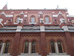 Sacred Heart Church. East. - Budapest District VIII.JPG