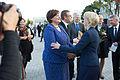 Saeimas priekšsēdētāja piedalās Baltu vienības dienas pasākumos Rokišķos (21532691222).jpg