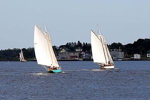 Riverport, Nova Scotia - Nova Scotia Schooner Association Raceweek