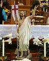 Saint Ann Catholic Church (Dresden, Ohio) - statue of the Resurrected Christ.JPG