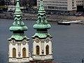 Saint Anne Church towers, 2013 Budapest (268) (13228394583).jpg
