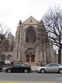 Saint Clement Eucharistic Shrine (Boston, Massachusetts)