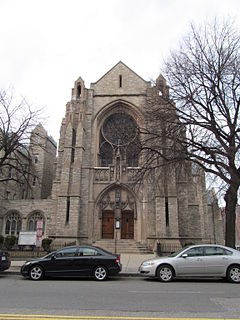 Saint Clement Eucharistic Shrine (Boston, Massachusetts)
