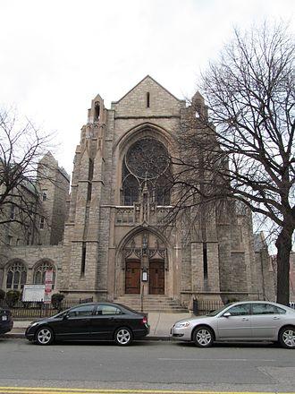 Saint Clement Eucharistic Shrine (Boston, Massachusetts) - Saint Clement Eucharistic Shrine