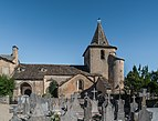 Saint George Church in Saint-Georges-de-Levejac 07.jpg