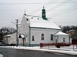 Saint John the Baptist church. Lviv, Klepariv.jpg