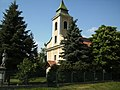 Saint John the Baptist church in Borsodivánka, Hungary.jpg