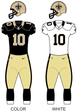 Dresy New Orleans Saints