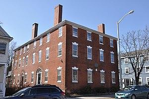 Joseph Fenno House - Image: Salem MA Joseph Fenno House