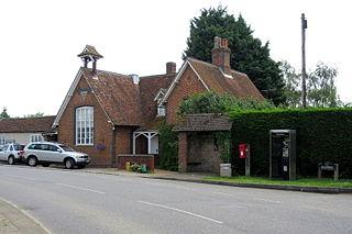 Salford, Bedfordshire village in Bedfordshire, England