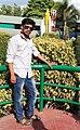 Samadhan vedpathak at Sayajiraje Water Park, Akluj.jpg