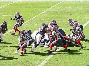 2006 Buffalo Bills season - Image: Samkon Gado rush vs Bills