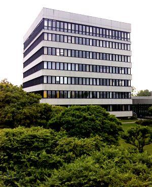 University of Regensburg - Image: Sammelgebaeude uni regensburg