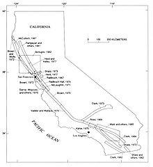 サンアンドレアス断層