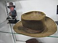 San Diego Comic-Con 2011 - Martys Back to the Future III hat (Profiles in History booth) (6039241219).jpg