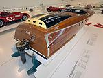San Marco-Maserati racing boat (1963) rear-right Enzo Ferrari Museum.jpg