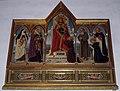 San jacopino, interno, dipinto neogotico.JPG