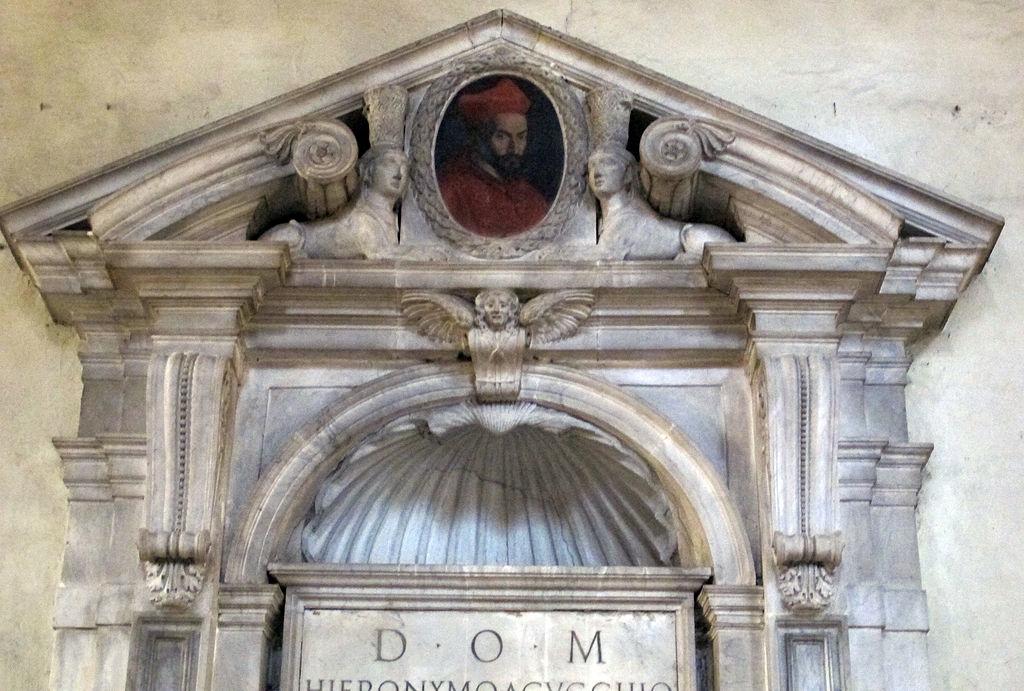 San pietro in vincoli, monumento al cardinale girolamo agucchi, disegnato da domenichino, 02.JPG