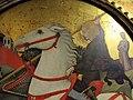 Sano di pietro, s.giorgio, da pala di san cristoforo, 1444 ca., da s. cristoforo, 02.JPG