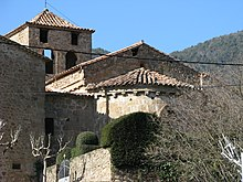 Sant Salvador de Bianya Church Romanesque 001.jpg