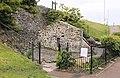 Sant Trillo St Trillo Betws yn Rhos Conwy Gogledd Cymru North Wales 03.JPG