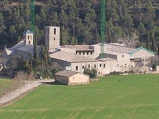 cultural property in Sant Fruitós de Bages, Spain
