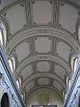 Santa Maria della Provvidenza, interno, soffitto (Zafferana Etnea).JPG