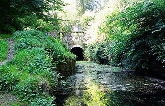 Sapperton Valley - Image: Sapperton Tunnel geograph.org.uk 898565
