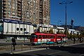Sarajevo Tram-206 Line-3 2011-10-15 (2).jpg