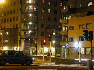 Sarpsborg - Downtown Sarpsborg (Roald Amundsens Gate)