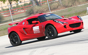 English: A Lotus from the Skip Barber High Per...