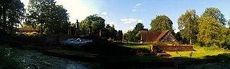 Scadbury Park - Scadbury Manor's ruins