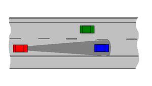 Schematic of in-vehicle system Intelligent Cru...