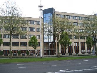 OCLC PICA - OCLC PICA building, Leiden