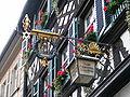 Schlenkerla - Nasenschild in Bamberg.JPG