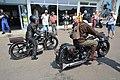 Schleswig-Holstein, Wilster, Zehnte Internationale VFV ADAC Zwei-Tage-Motorrad-Veteranen-Fahrt-Norddeutschland und 33te Int-Windmill-Rally NIK 3815.jpg