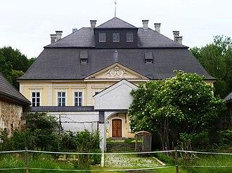 Pfaffstätt - Pfaffstätt palace