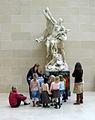 School children in Louvre.jpg