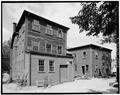 Schwamb Mill, 17 Mill Lane, Arlington, Middlesex County, MA HAER MASS,9-ARL,4-6.tif