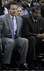 Scott Brooks i Maurice Cheeks